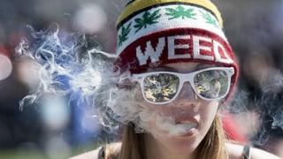 Canada legalisescha marihuana