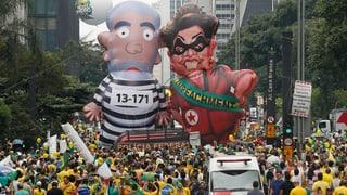 Passa 3 milliuns han demonstrà cunter Rousseff
