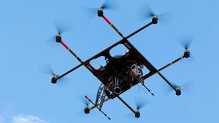 Gefängnis Lenzburg prüft Drohnen-Abwehr