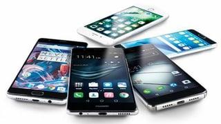 Smartphone-Modelle im Vergleich (Artikel enthält Video)