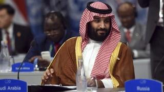 US-Senat macht saudischen Kronprinz für Tat verantwortlich