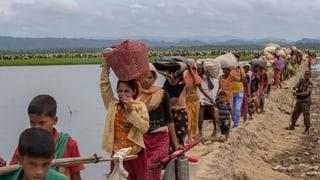 Myanmar: Situaziun critica per uffants sin la fugia