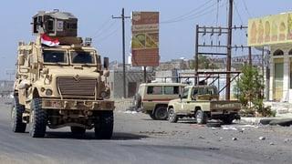 Huthi-Rebellen wollen Waffenruhe