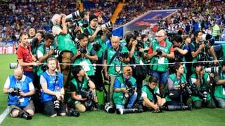Die Weltmeisterschaft durch die Linse der Fotografen (Artikel enthält Bildergalerie)