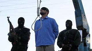 Deutlicher Anstieg der weltweiten Hinrichtungen