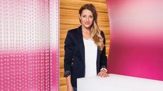 Neuer Job: Christa Rigozzi moderiert «g&g» – für eine Woche