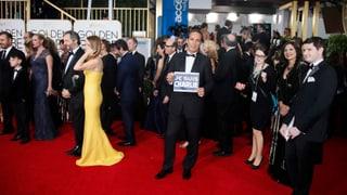 «Golden Globes» im Zeichen des Terrors