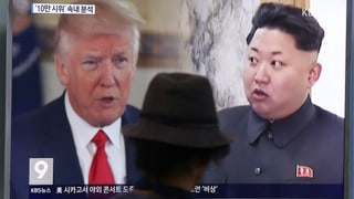 USA wollen «grösstmöglichen Druck» auf Nordkorea