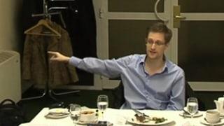Soll Snowden Asyl in der Schweiz erhalten?