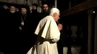 Papst: «Betet weiterhin für mich»