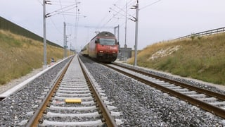 Steinplatten auf SBB-Gleis: Zwei junge Männer gestehen