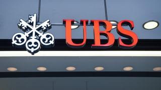 UBS schreibt 1,2 Milliarden Franken Gewinn
