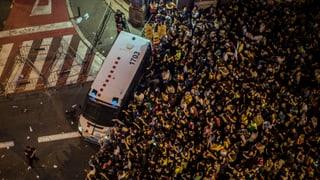 Spanischer Justizminister droht bei Abspaltung mit Konsequenzen