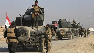 Etappensieg für irakische Armee in Mossul