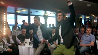 Highlights aus «Kilchspergers Jass-Show» 2012 und 2013 (Artikel enthält Video)