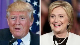 Trump gegen Clinton: Alles Lüge, oder was?