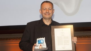 Medienpreis Eugen 2011 (Artikel enthält Video)