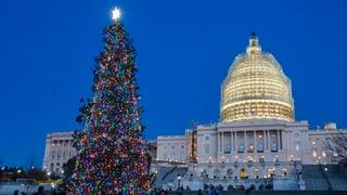 Republikaner lenken im Haushaltsstreit ein