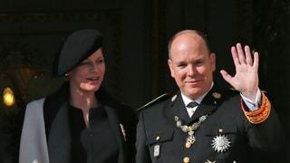 Albert und Charlène: Palast verrät neue Baby-Details