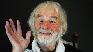 «Jetzt mit 90 hab ich mal die Möglichkeit, der Familie zu danken»