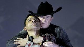 «Brokeback Mountain»: Zwei schwule Cowboys auf der Opernbühne