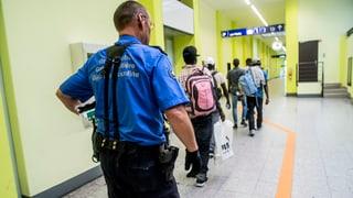 Zahl der Flüchtlinge im Tessin steigt deutlich an