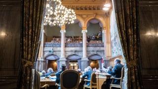 Das Protokoll der Debatte im Ständerat zum Nachlesen