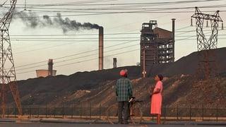 Schwefelgase von Glencores Kupferwerk gefährden Anwohner