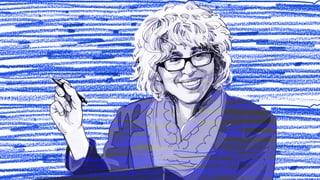 Annette Gigon: «Der Kran wird gross aber nicht so auffällig sein»