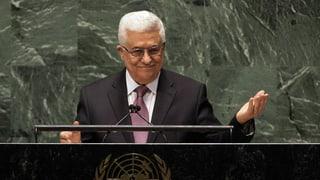 UNO-Status der Palästinenser aufgewertet