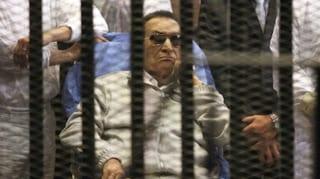 Ägypten: Mubarak plädiert auf unschuldig