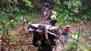 Myanmar: millis fugitivs ston bandunar lur da chasa