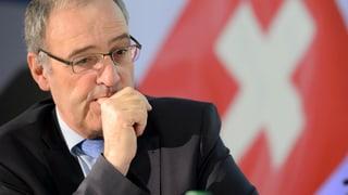 Bundesratswahlen: SVP Waadt stellt Parmelin auf