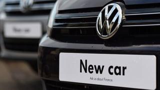 Volkswagen spart für und in der Zukunft