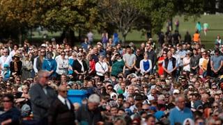 «Neuseeland trauert mit euch, wir sind eins»