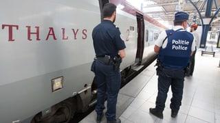 Debatte über die Sicherheit in Zügen