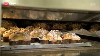 Der italienische Bäcker und seine süssen Ostertauben