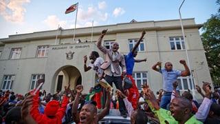 Simbabwe sa legra che Mugabe va