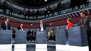 «Abstimmungs-Arena»: Der neue Strassenfonds (NAF)