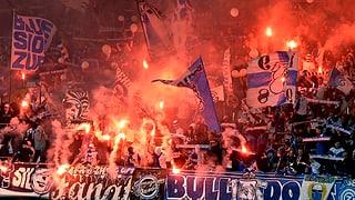 Das Berner Volk stimmt ab: Hooligan-Gewalt versus Grundrechte