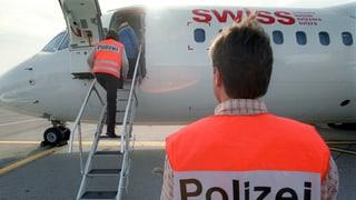 Strassburg verurteilt Schweiz wegen Ausschaffung