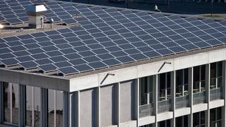 Zürcher Hauseigentümer sollen Solarstrom machen