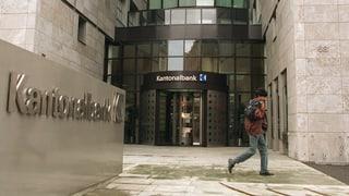Parlamentarier kritisieren Aargauische Kantonalbank