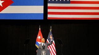 «Yes, we can» – Obama sieht Kuba als Freund