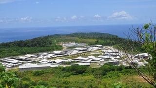Aufstand in Flüchtlingslager auf australischer Insel
