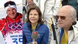 Exklusiv: Dario Cologna begeistert sogar schwedisches Königspaar