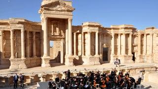 IS zerstört weiteres Kulturgut im syrischen Palmyra