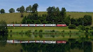 Mehr und längere Züge auf der Strecke Sursee-Luzern-Zürich?
