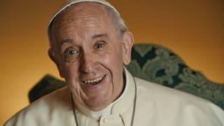 Wim Wenders' Date mit dem Papst
