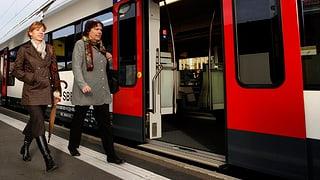 Kanton Solothurn legt Veto ein: S9 fährt auch weiterhin am Abend